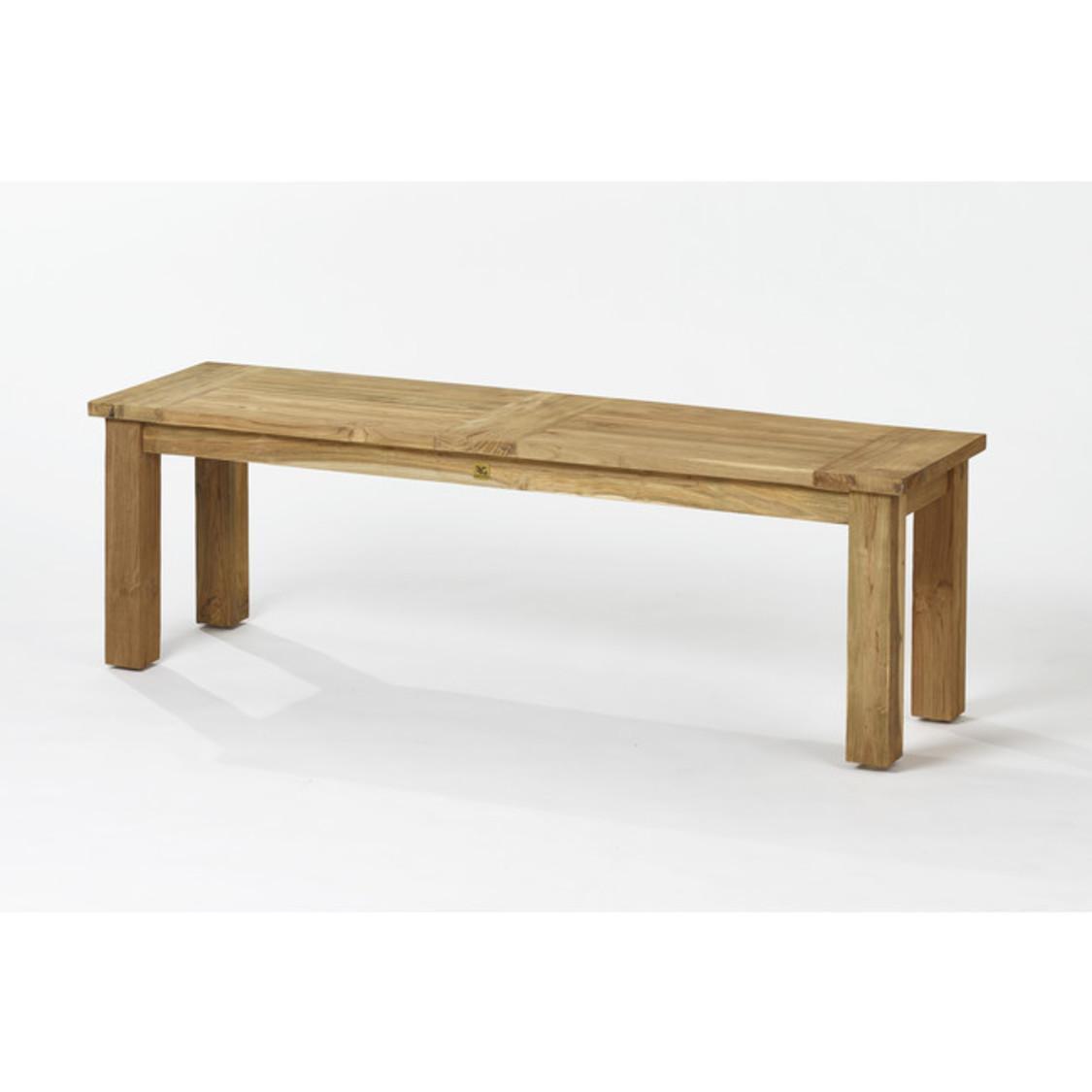 Sitzbank Ohne Lehne Holz