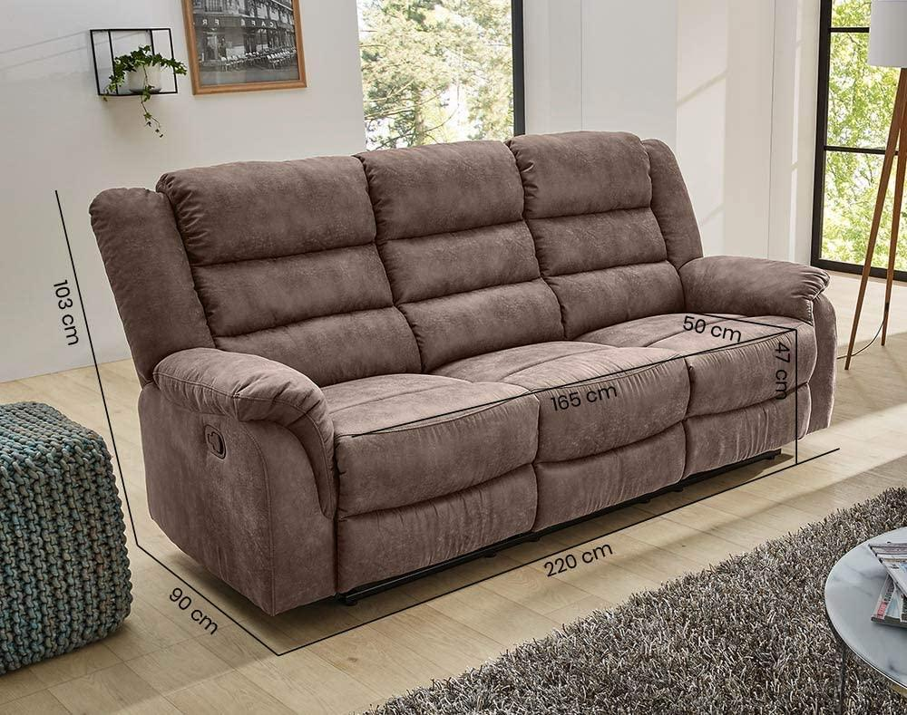 Sitzgarnitur Wohnzimmer Mit Relaxfunktion