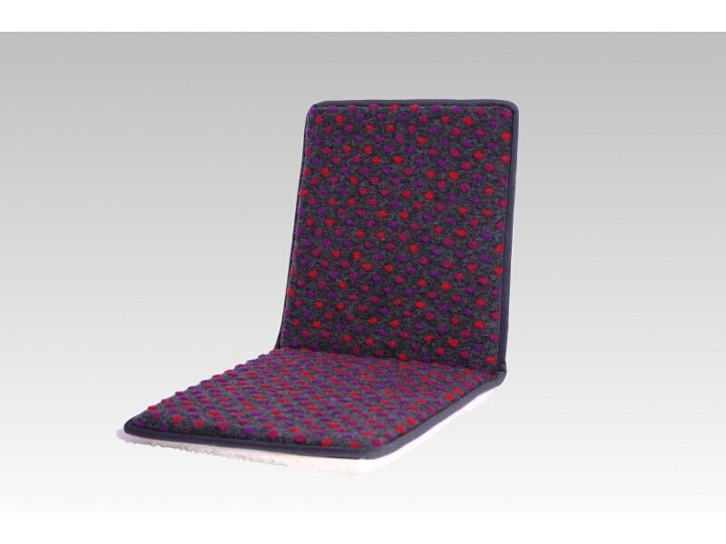 Sitzkissen Stuhl Mit Lehne
