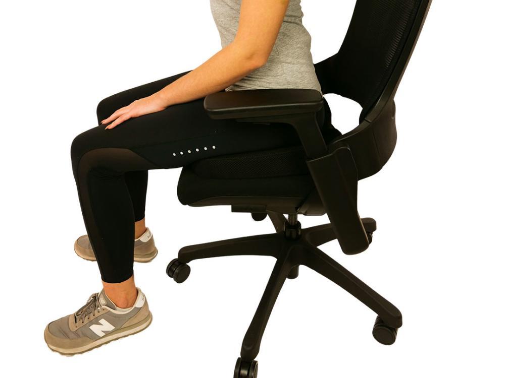 Sitzkissen Stuhl Rücken