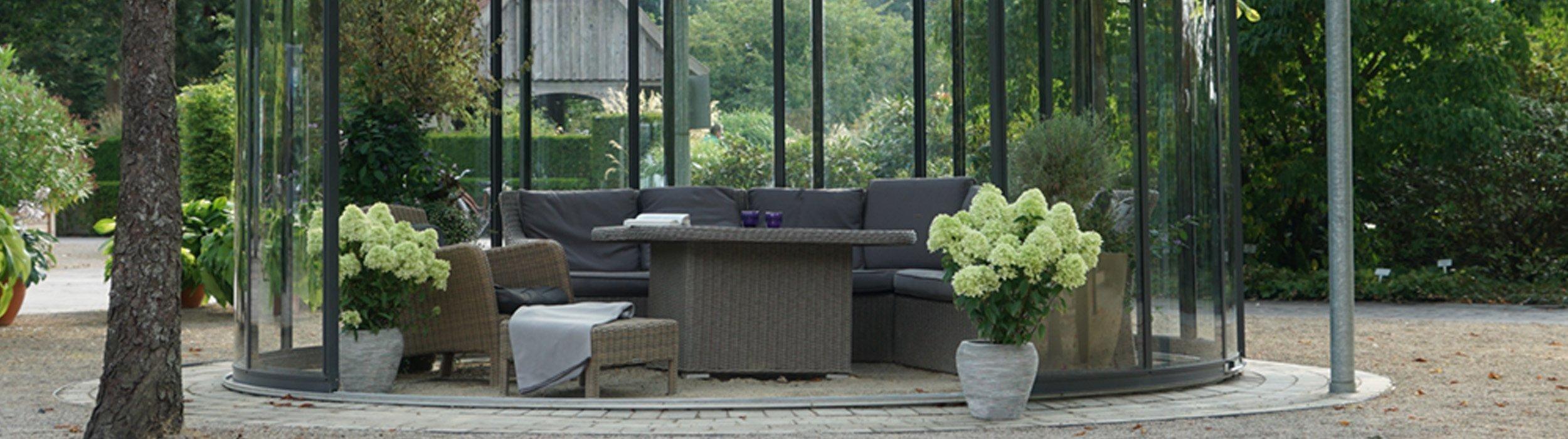 Sitzmöbel Garten Metall