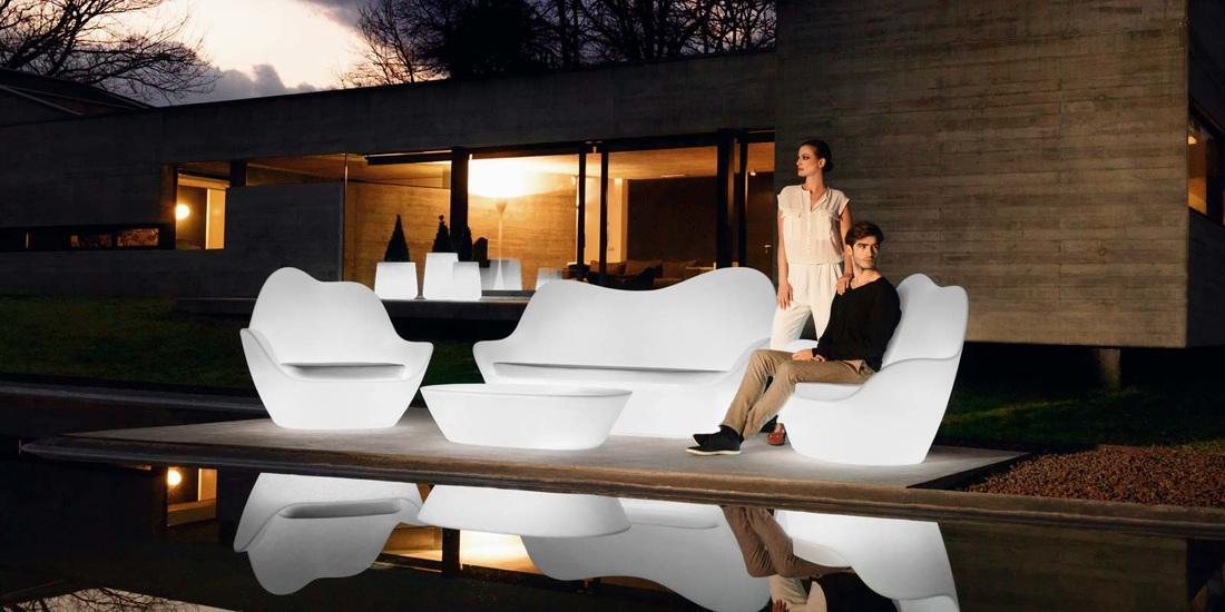 Sitzsack Sofa Lounge Sofa Fluid
