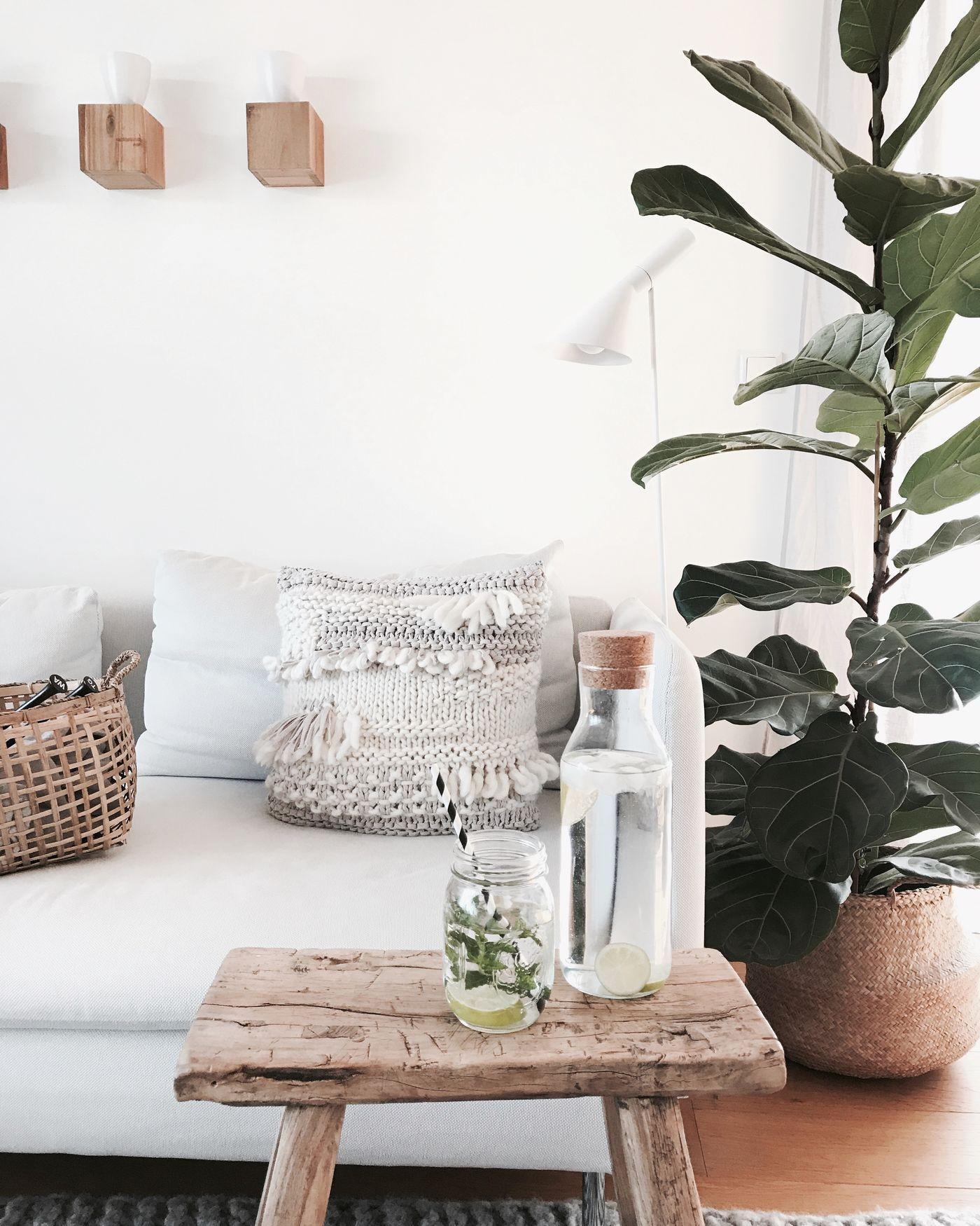 Skandinavisch Wohnzimmer Einrichten