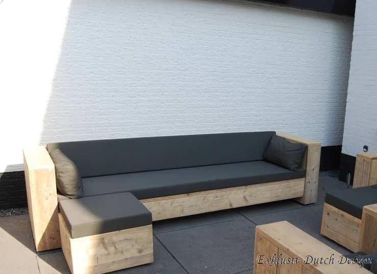 Sofa Balkon Selber Bauen