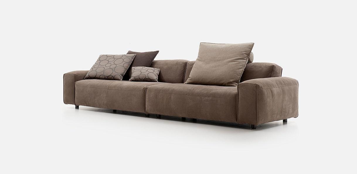 Sofa Blau Ikea