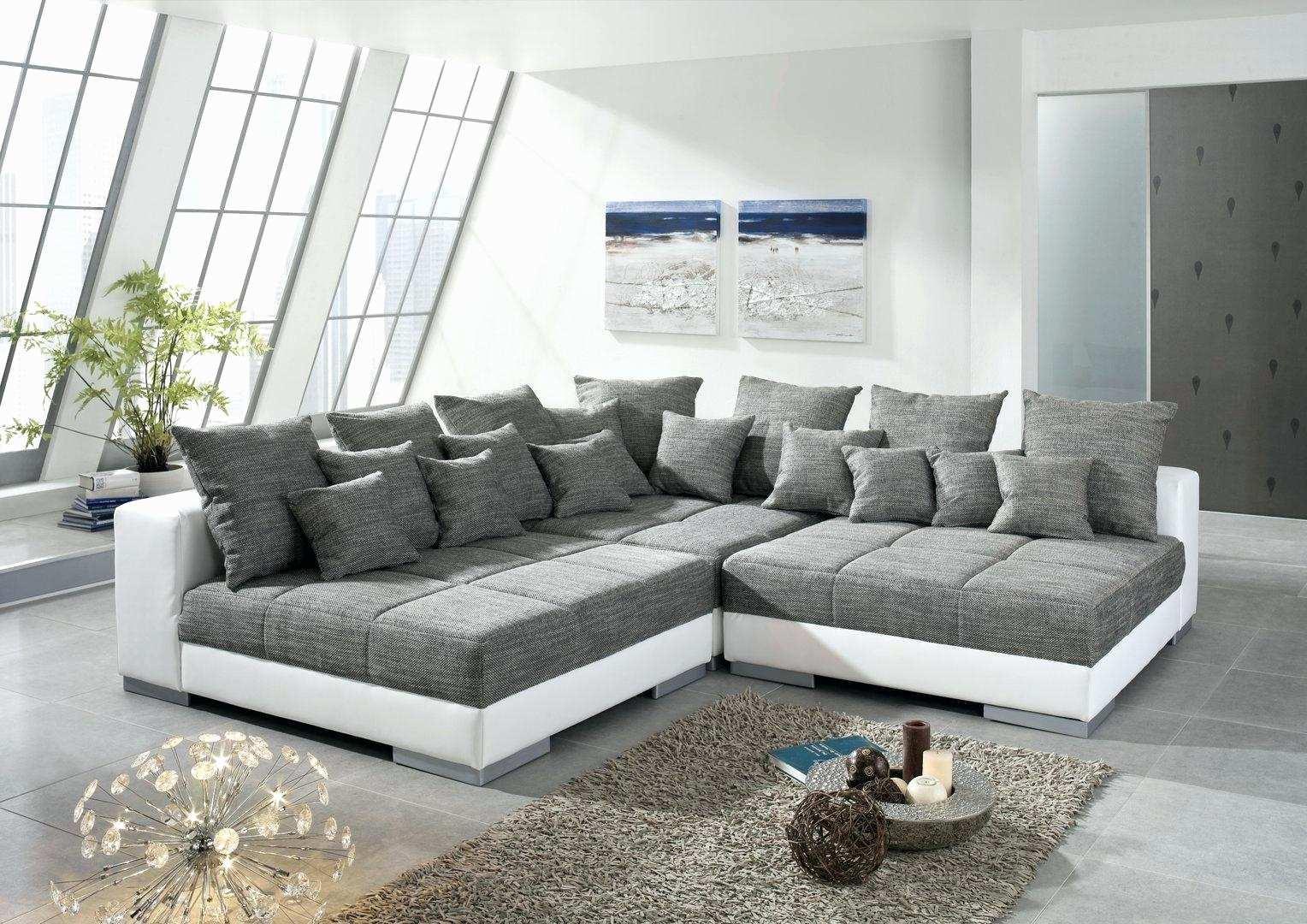 Sofa L Form Samt