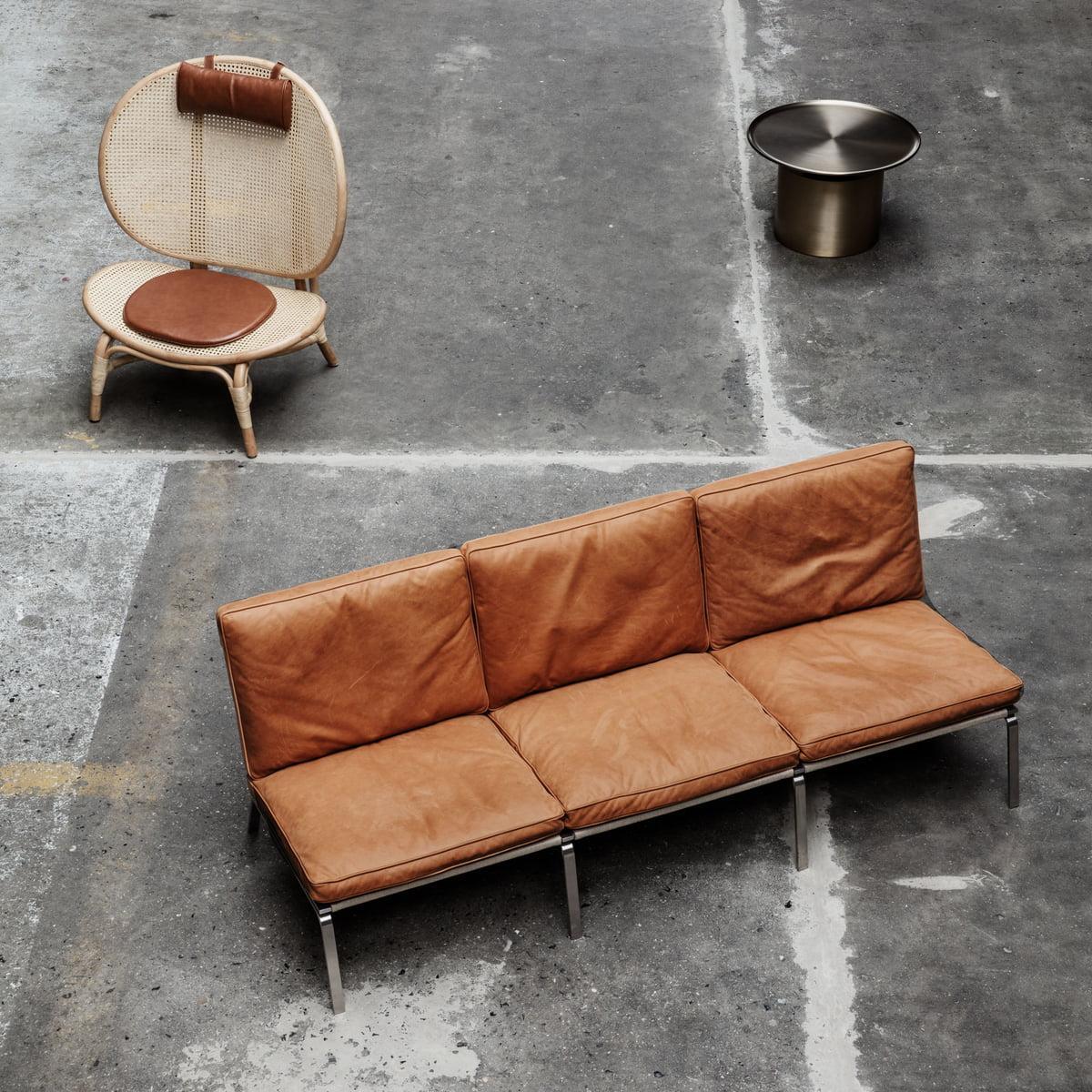 Sofa Leder Vintage