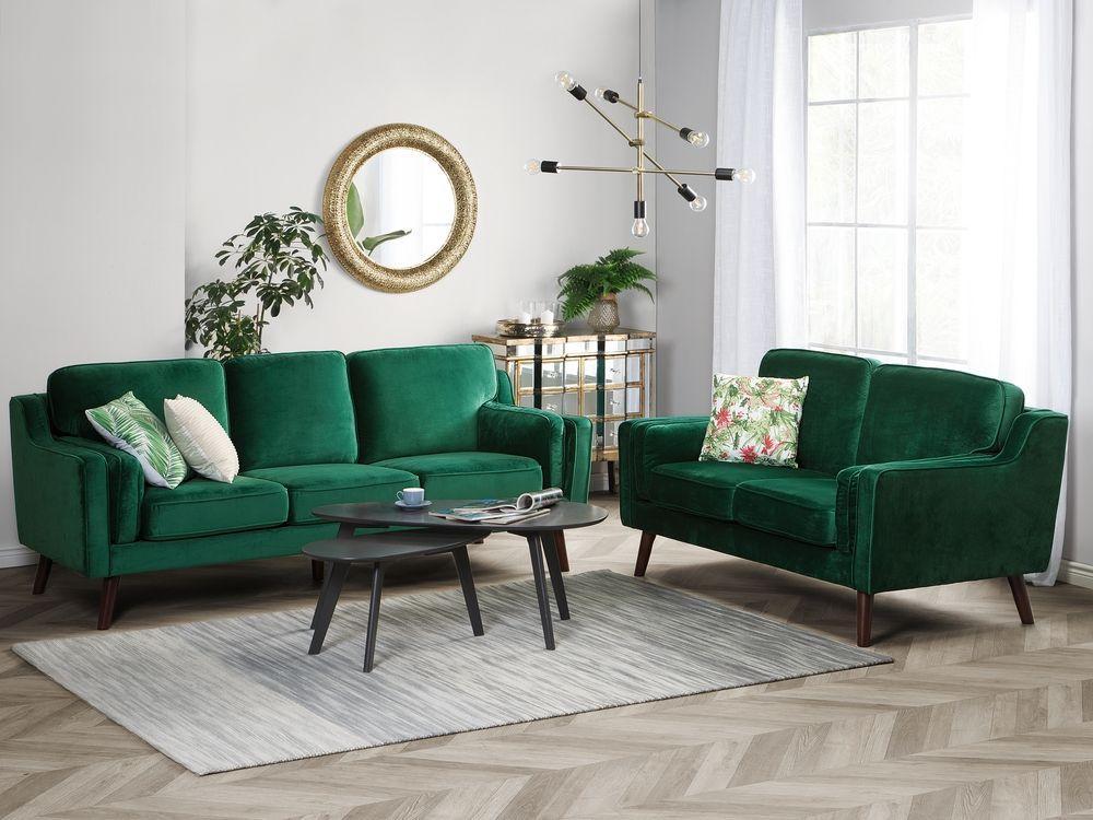 Sofa Mintgrün Wohnzimmer