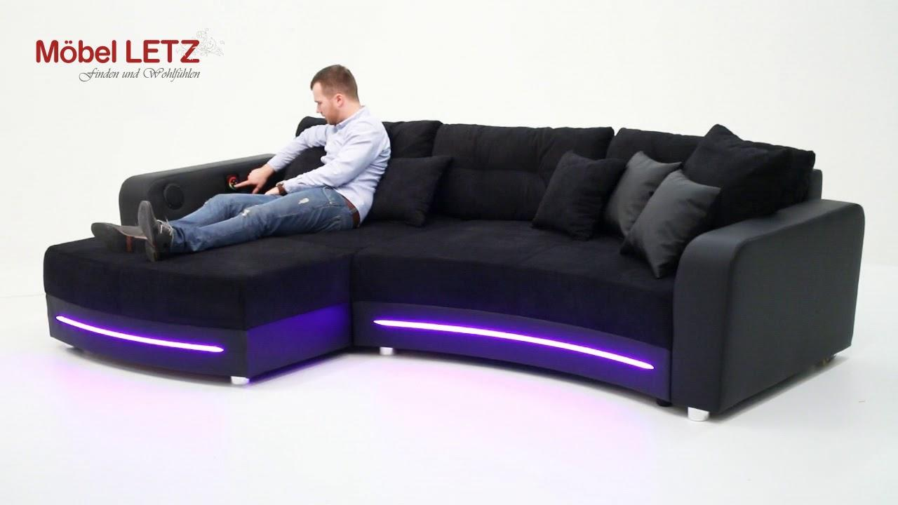 Sofa Mit Led Poco