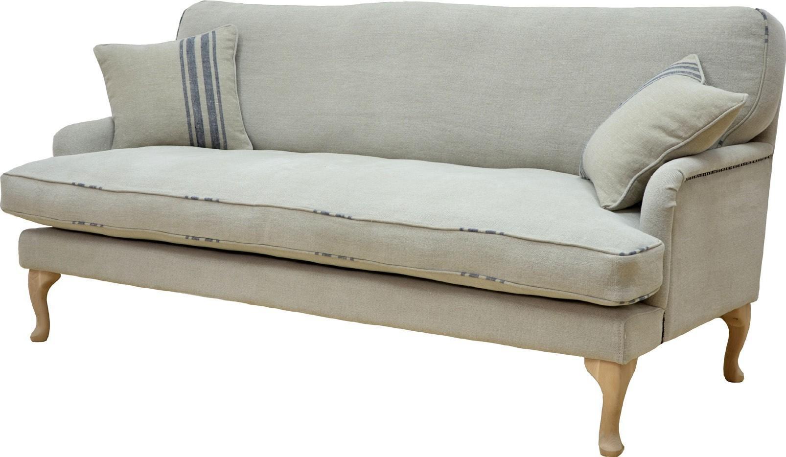 Sofa Mit Recamiere Landhausstil