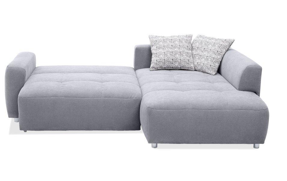 Sofa Mit Schlaffunktion Grau