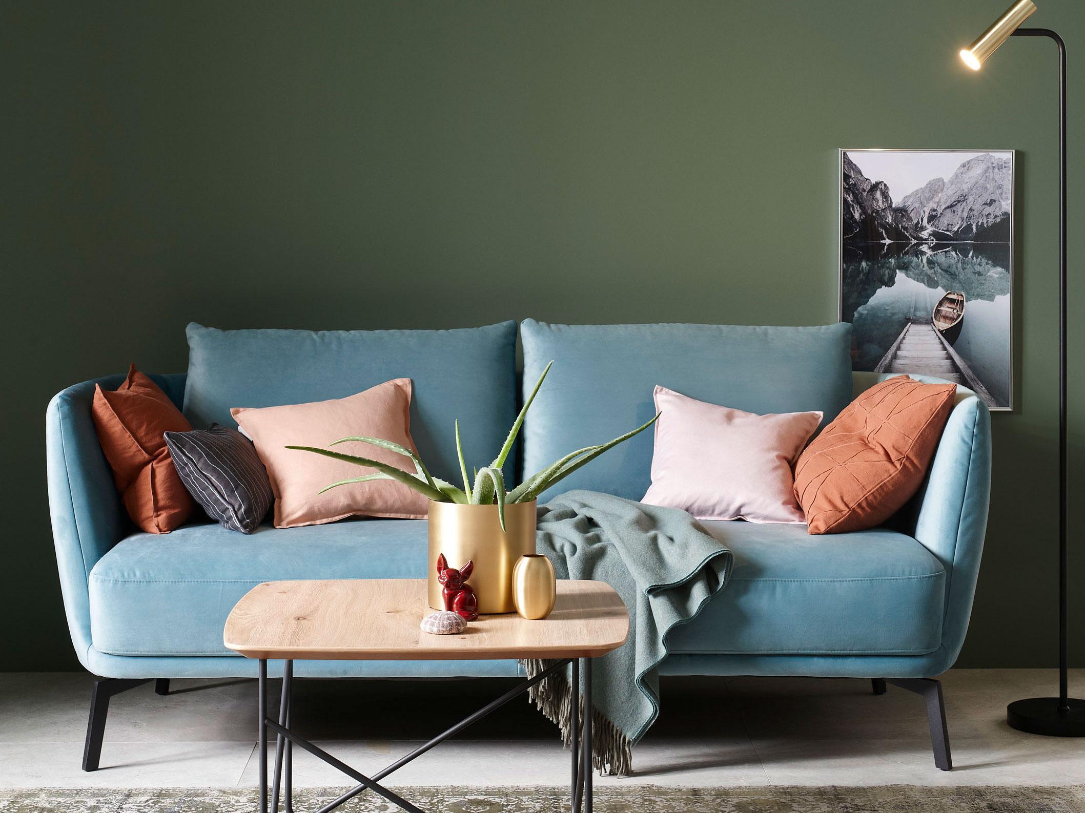 Sofa Runde Form