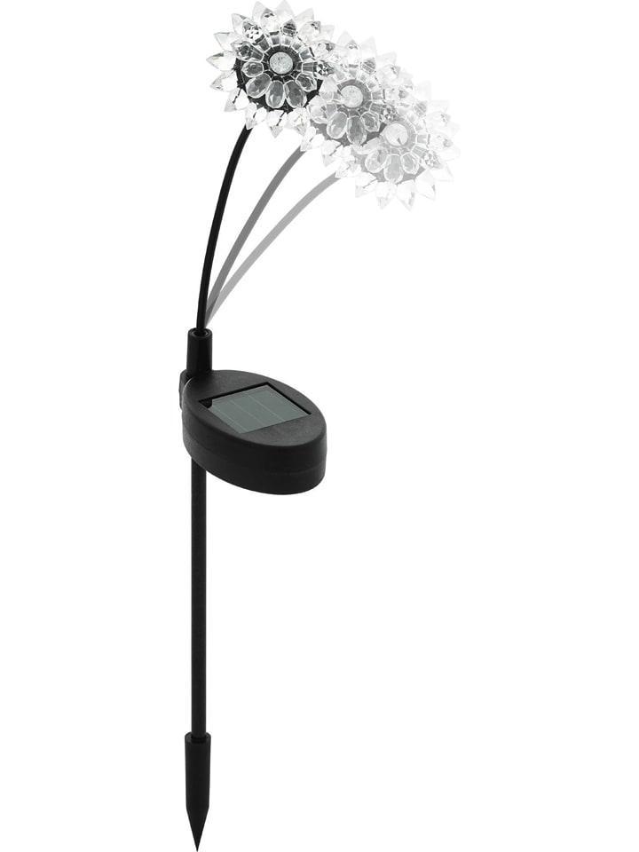 Solar Gartenstecker Blume