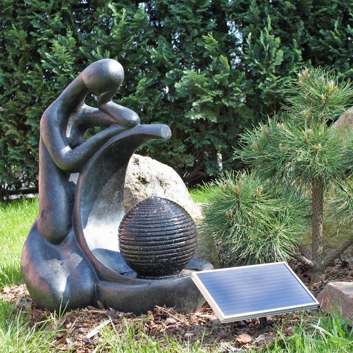 Solar Springbrunnen Für Garten