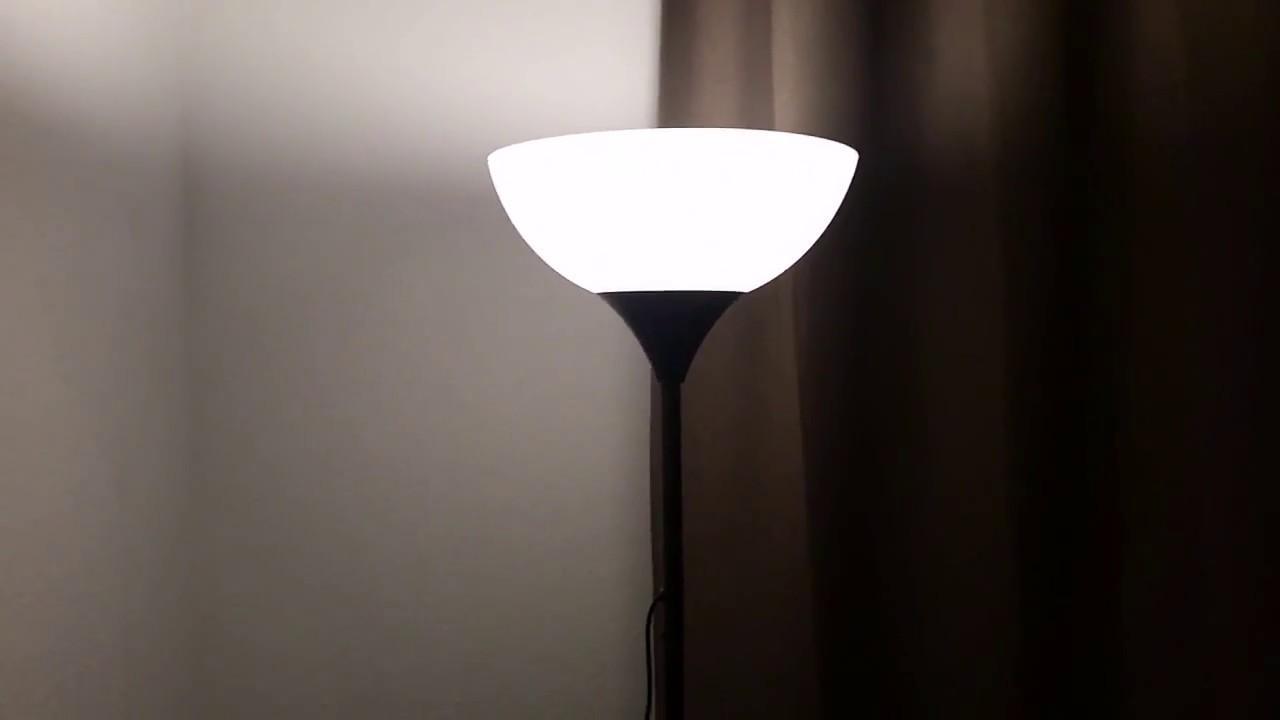 Solar Stehlampe Ikea
