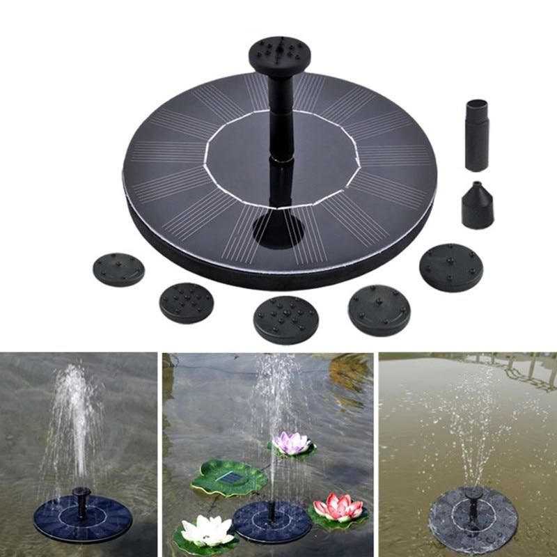 Solar Wasserpumpe Bewässerung