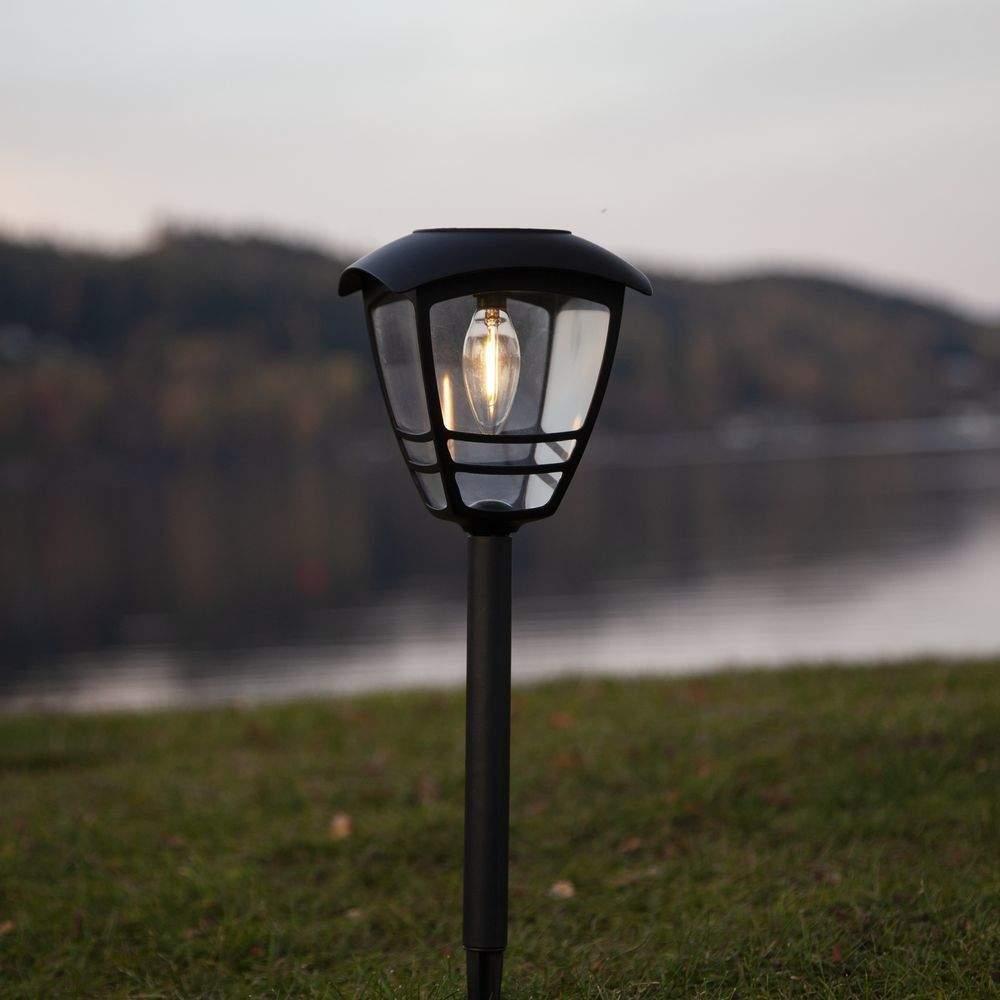 Solarlampen Garten Testsieger