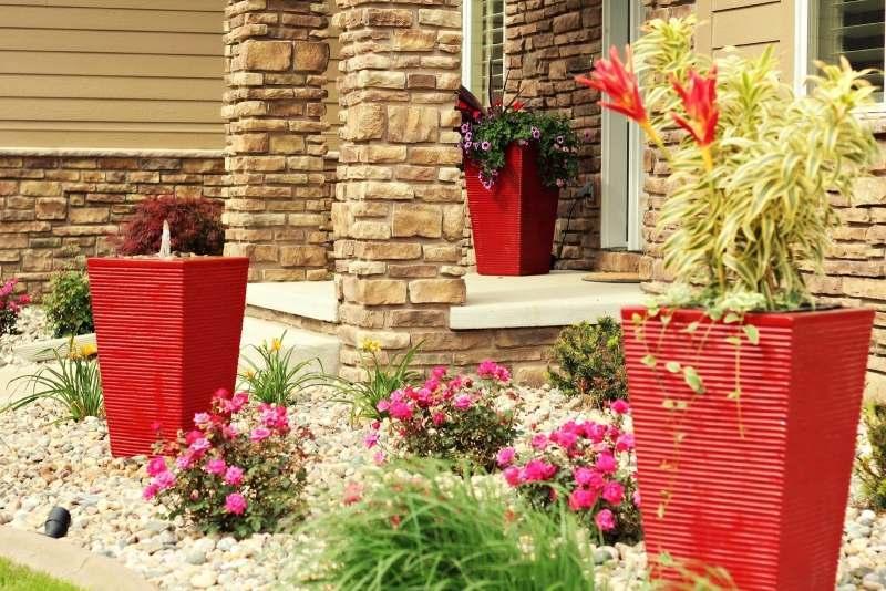 Sommer Deko Für Garten Und Terrasse