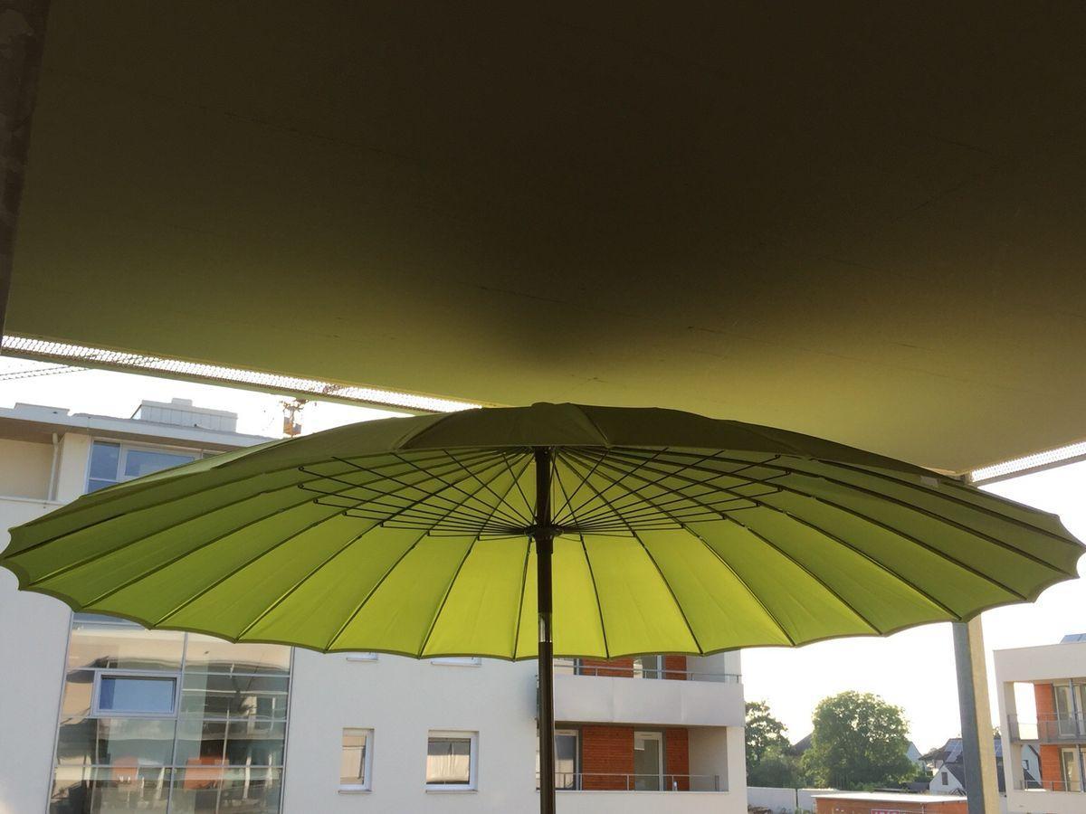 Sonnenschirm Rechteckig Obi