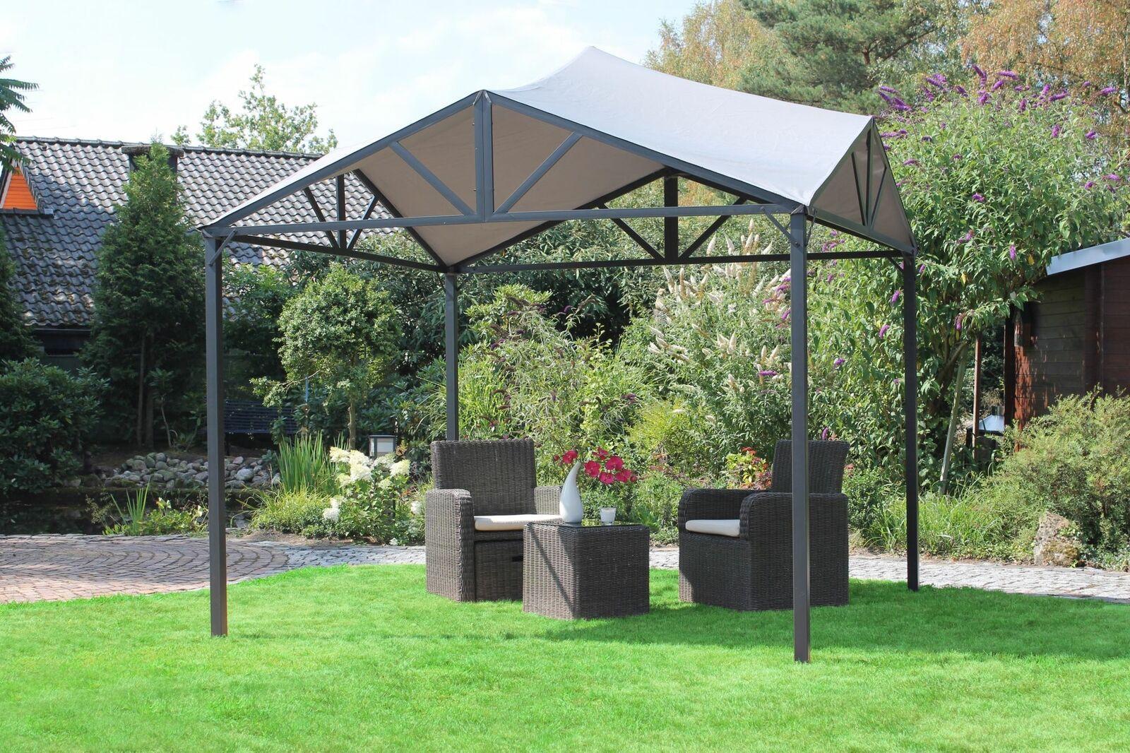 Sonnenschutz Pavillon Terrasse