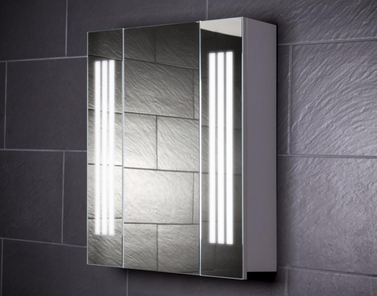 Spiegelschrank Bad 60 Cm Breit Mit Beleuchtung