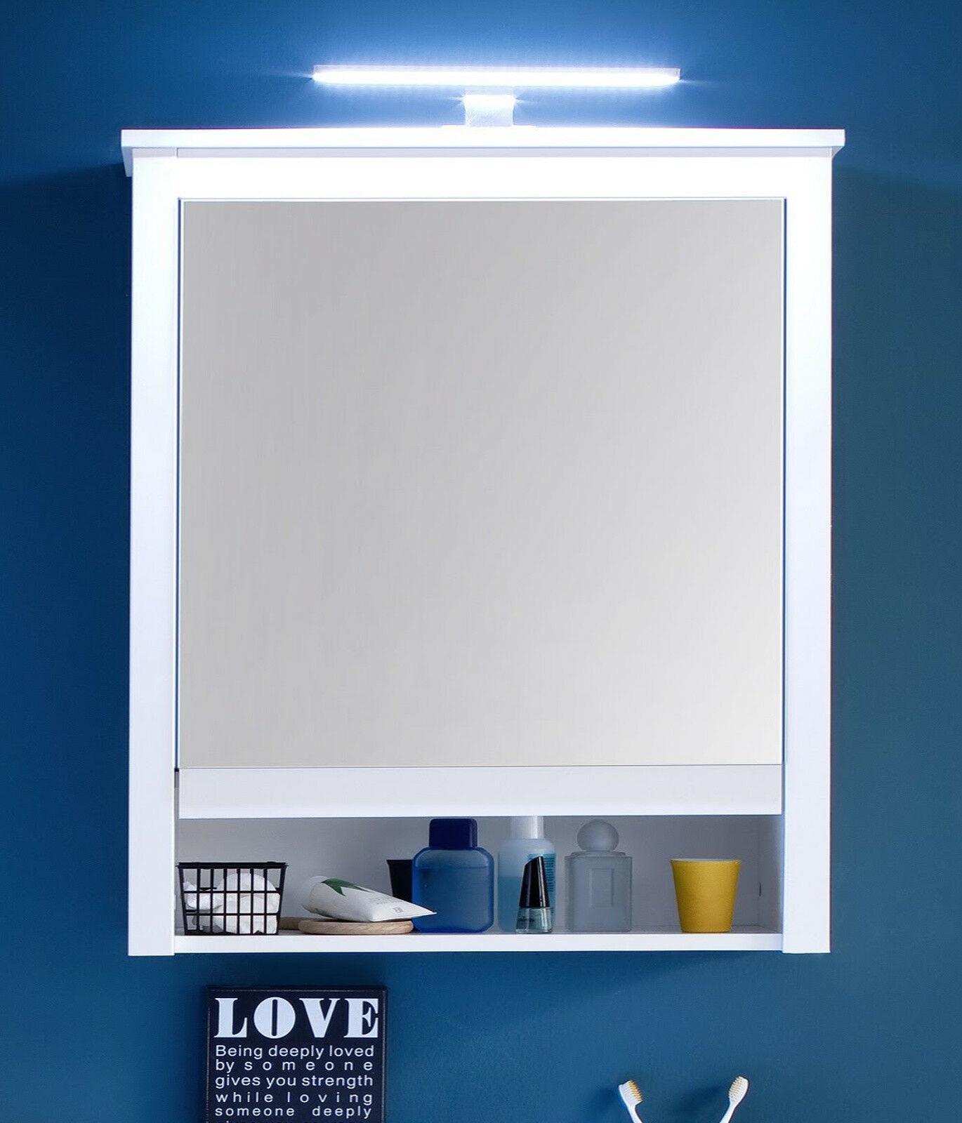 Spiegelschrank Bad 60 Cm Breit