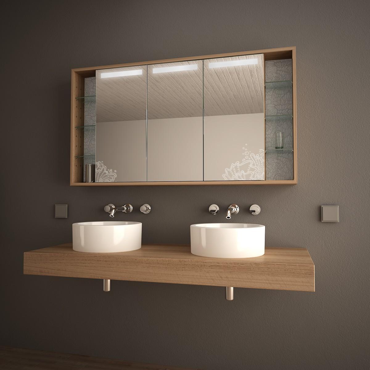 Spiegelschrank Badezimmer Mit Beleuchtung