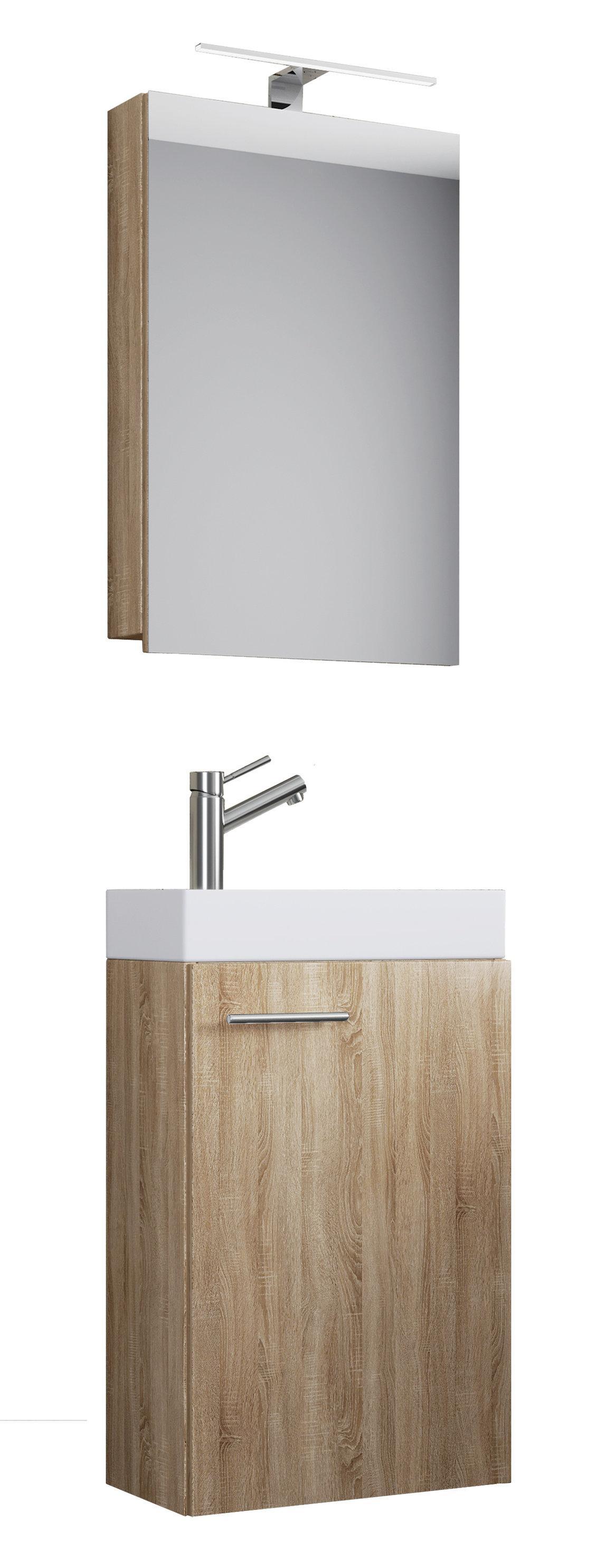 Spiegelschrank Klein Holz