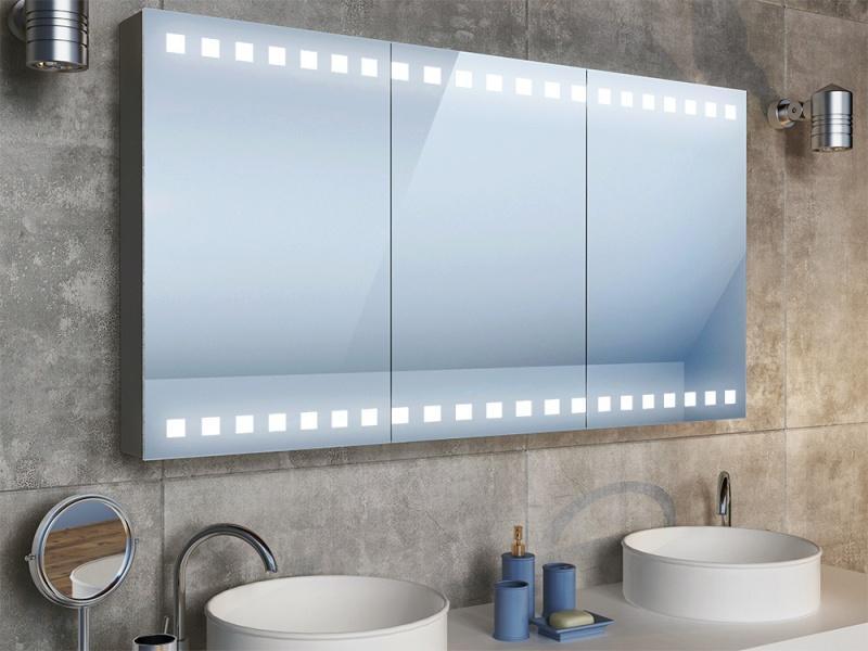 Spiegelschrank Mit Licht