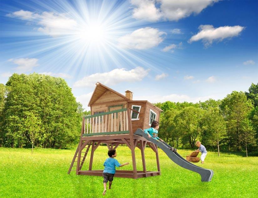 Spielgeräte Garten Kinder