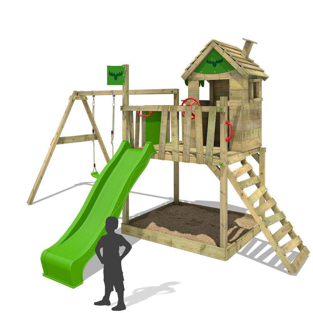 Spielturm Garten Modern