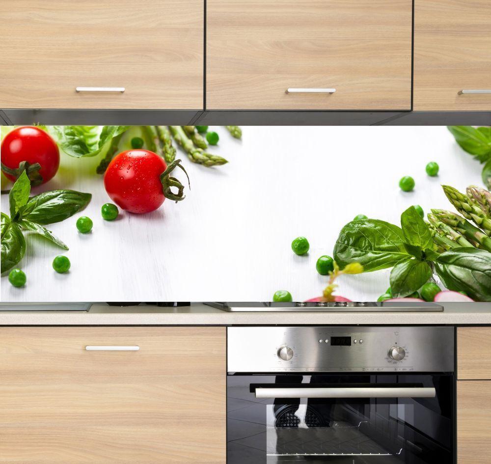 Spritzschutz Küchenrückwand Plexiglas