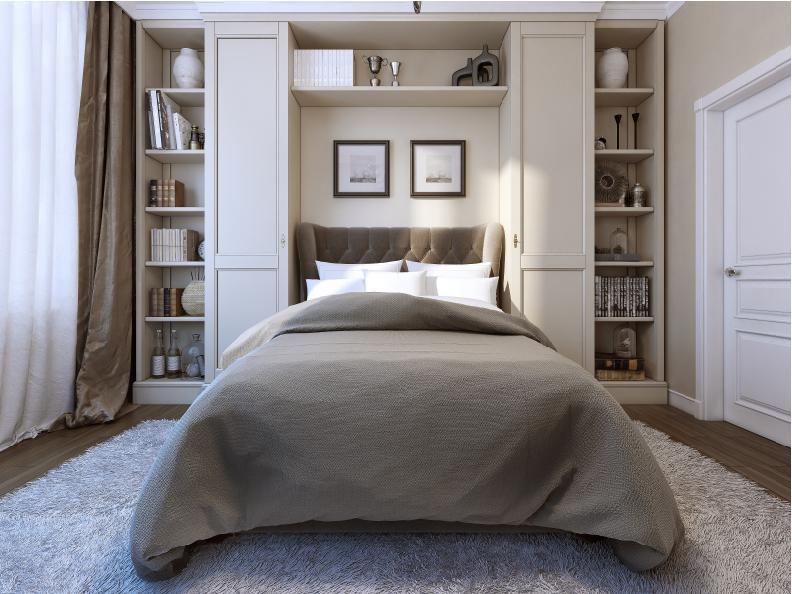 Stauraum Schaffen Schlafzimmer