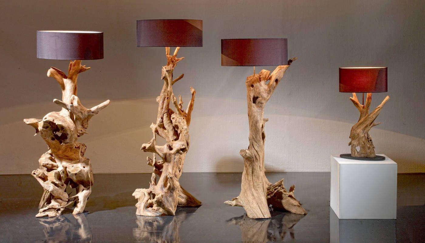 Stehlampe Aus Holz Selber Machen