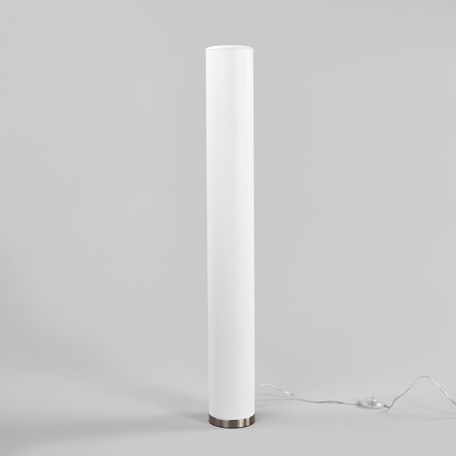 Stehlampe Glas Bunt