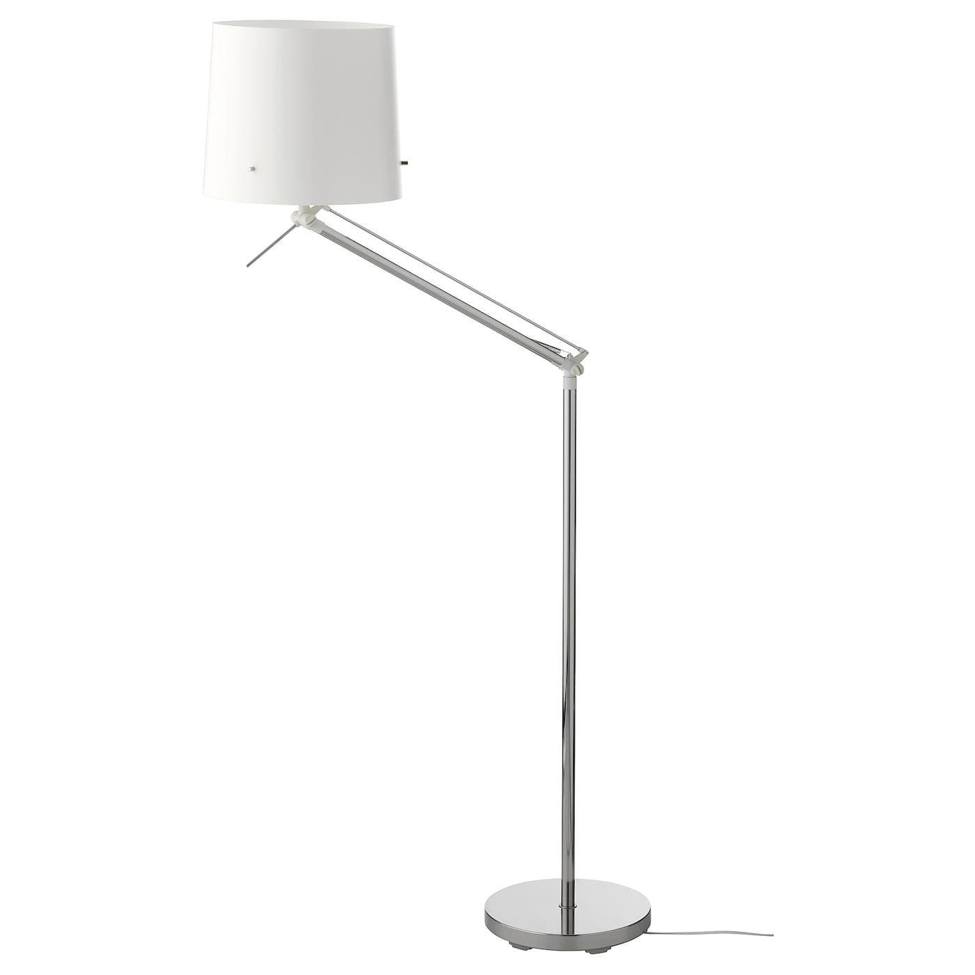 Stehlampe Ikea Grau