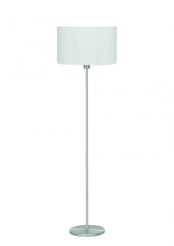 Stehlampe Modern Weiß
