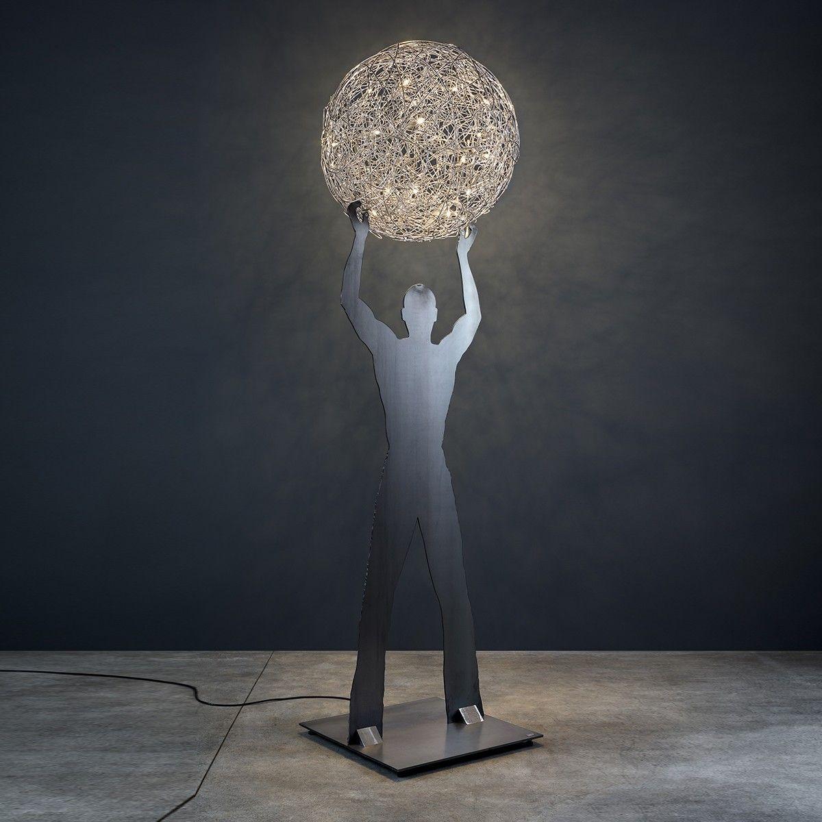 Stehlampe Modernes Design