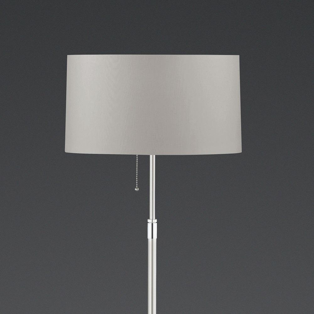 Stehlampe Runder Schirm