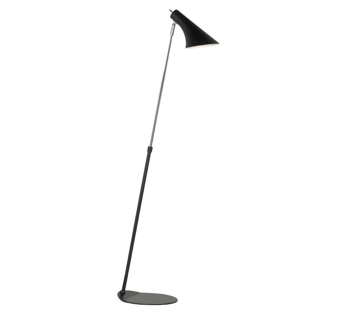 Stehlampe Skandinavisch Schwarz