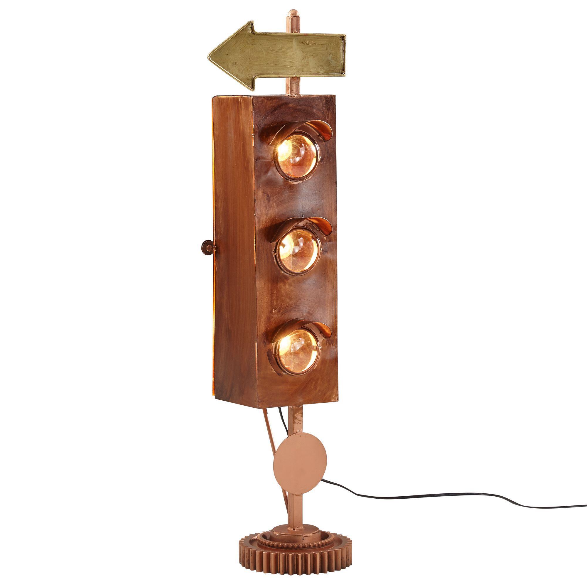 Stehlampe Vintage Retro