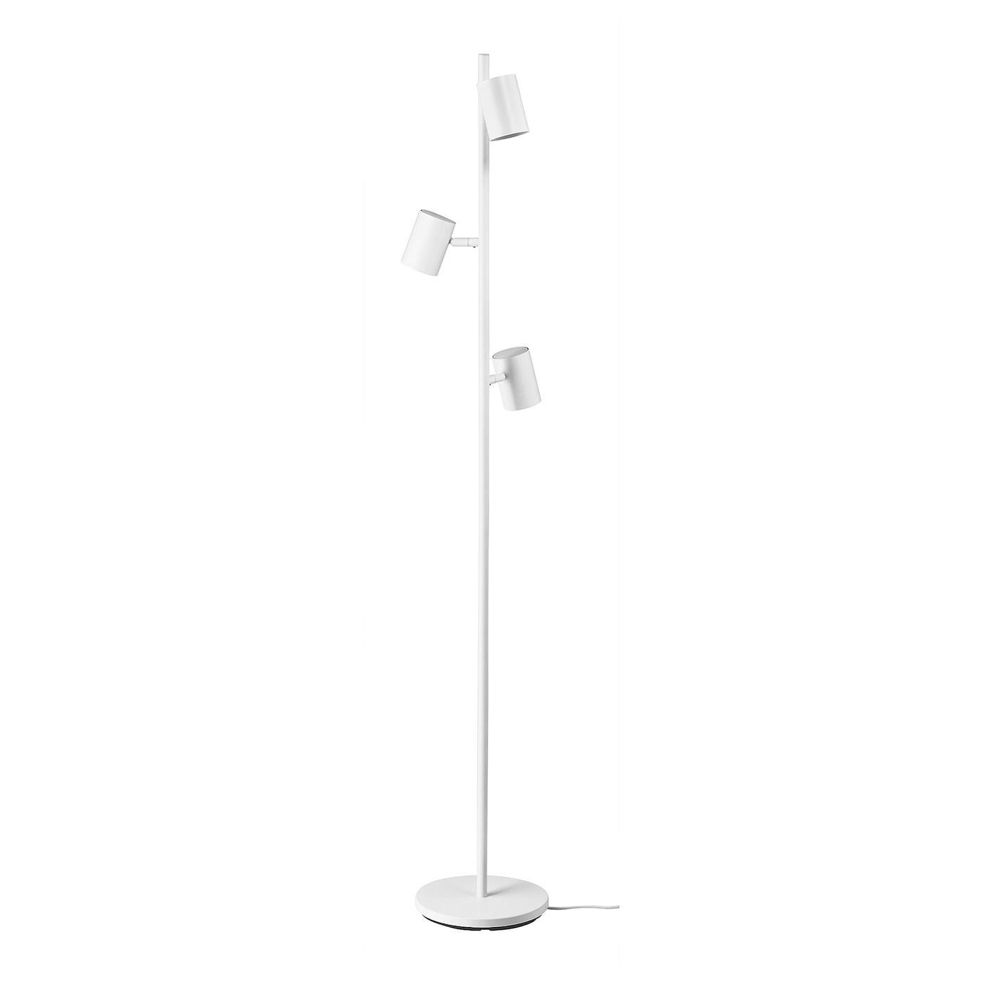 Stehlampe Weiß Ikea