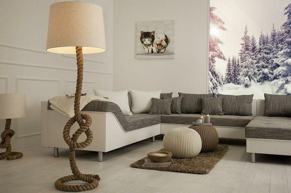 Stehlampe Wohnzimmer Design