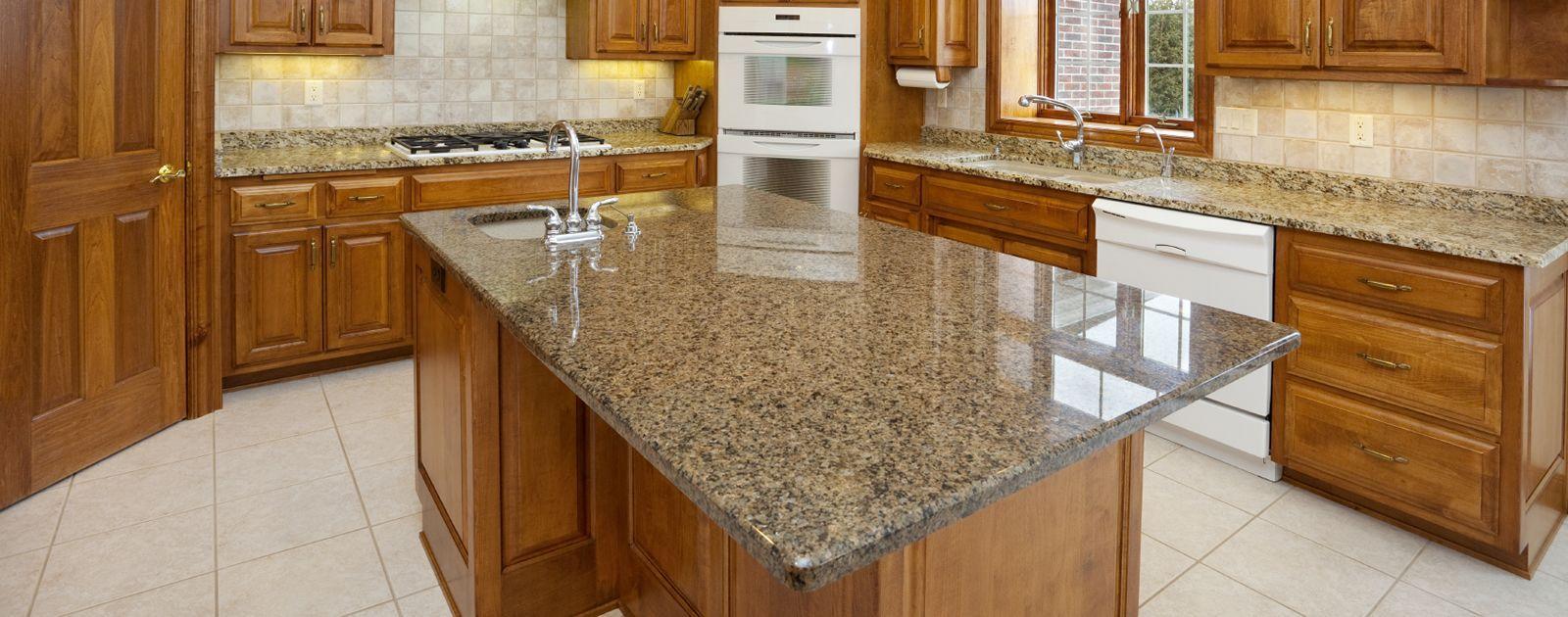 Stein Arbeitsplatte Granit