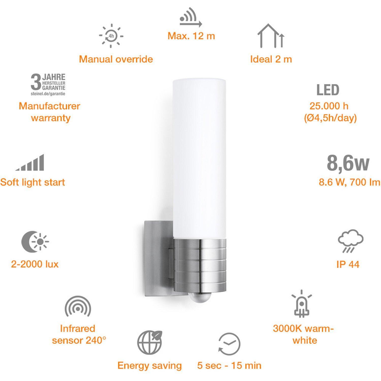Steinel Außenlampe Bewegungsmelder