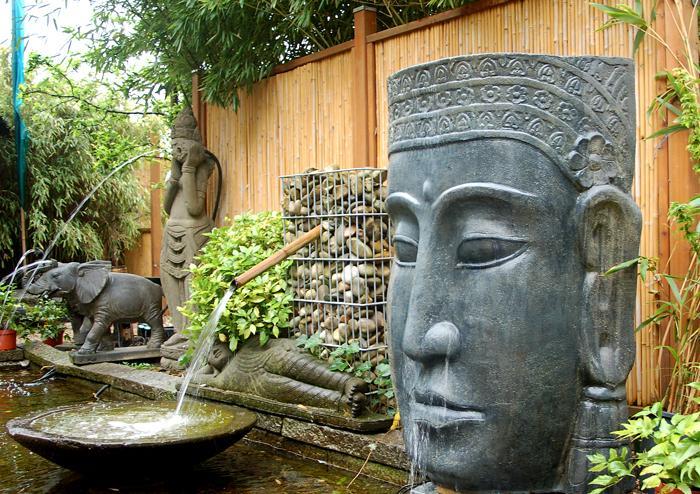 Steinfiguren Garten Selber Machen