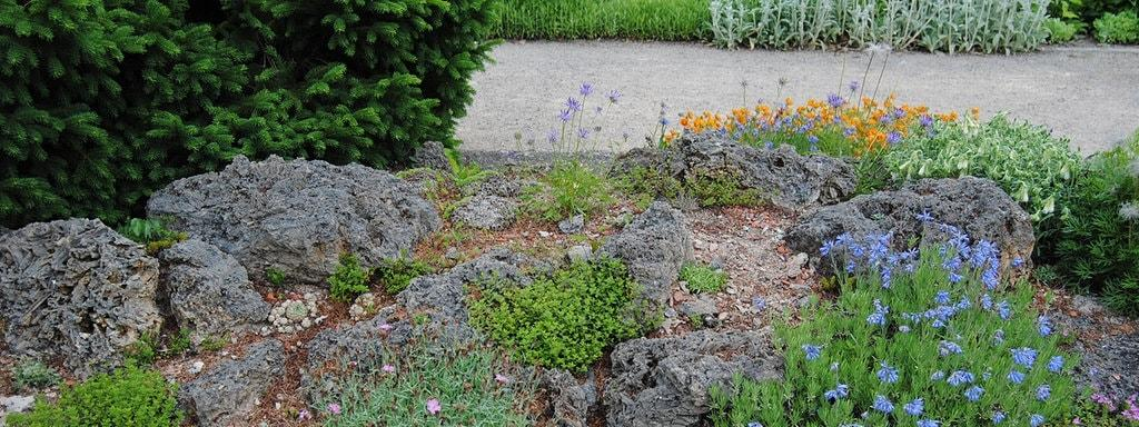 Steingarten Ideen Bilder