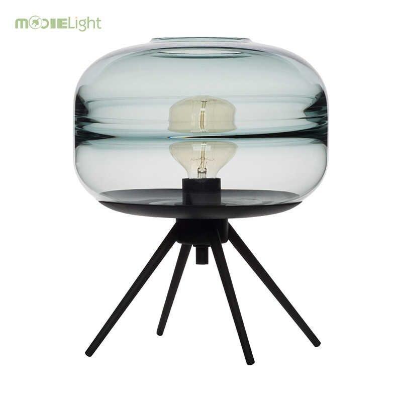 Stern Lampe Glas