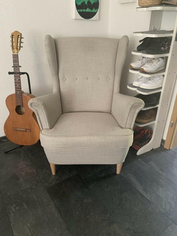 Strandmon Sessel Ikea