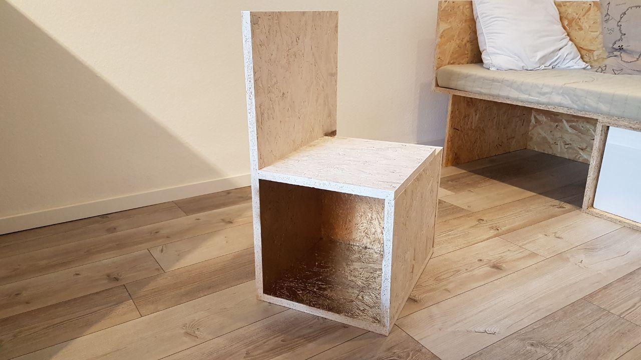 Stuhl Aus Holz Bauen